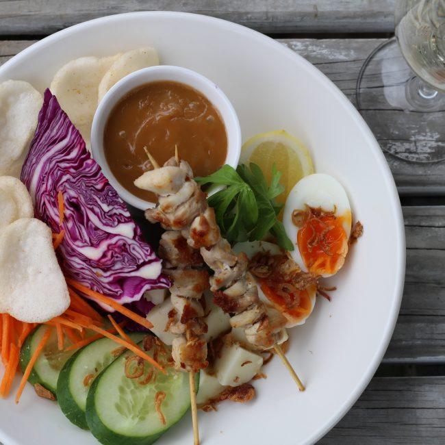 Coconut Satay Sauce